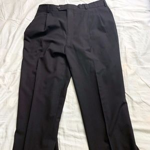 Brooks Brothers Brookscool Pants Navy Blue Size 41